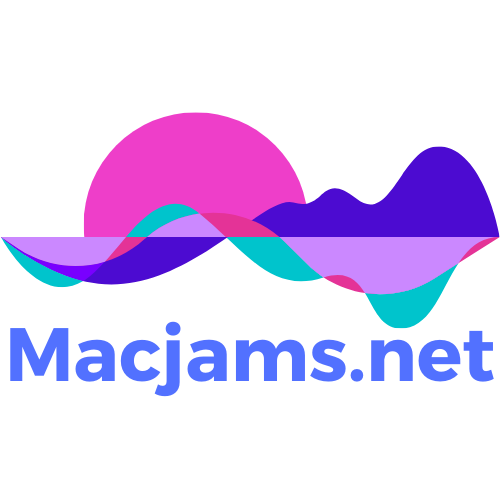 Macjams.net Logo